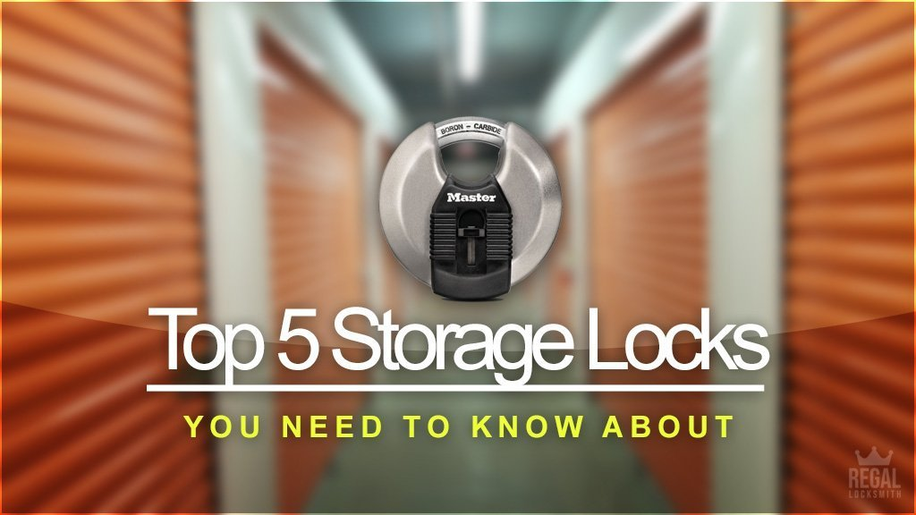 Best Storage Locks