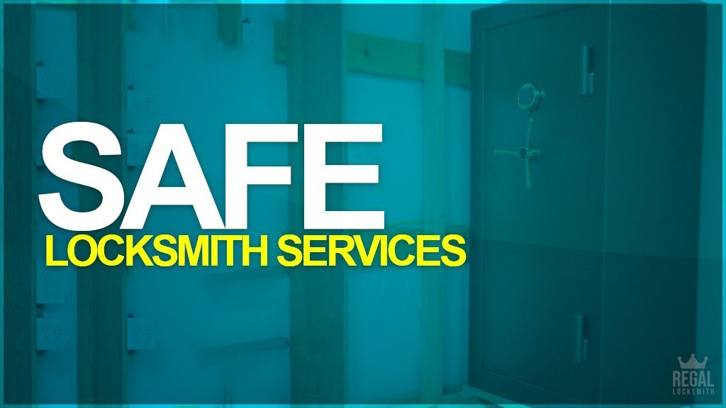 Safe Locksmith Services